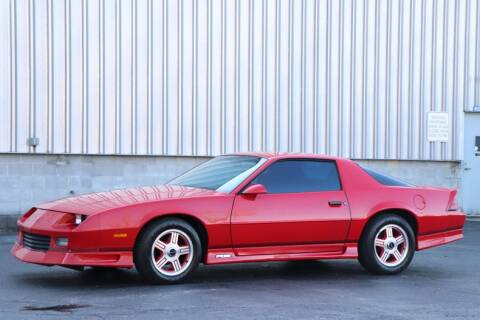 1991 Chevrolet Camaro RS for sale at Midwest Car Exchange in Alsip IL