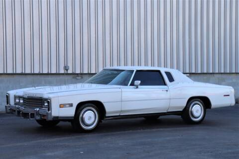 1978 Cadillac Eldorado for sale at Midwest Car Exchange in Alsip IL