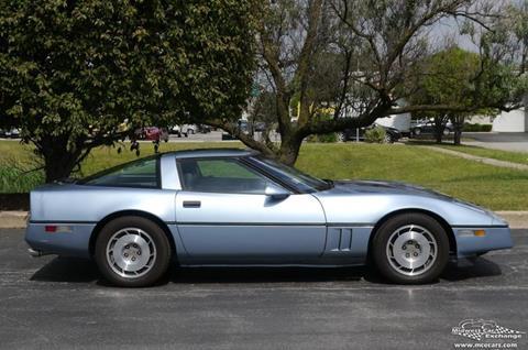 1984 Chevrolet Corvette for sale in Alsip, IL