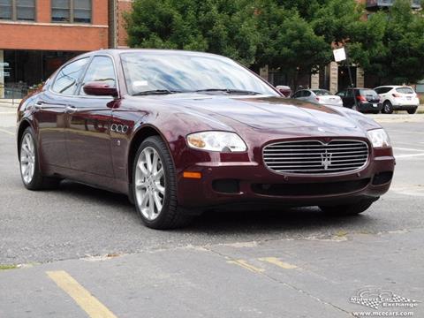 2005 Maserati Quattroporte for sale in Alsip, IL