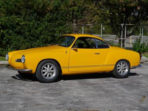 1970 Volkswagen Karmann Ghia for sale in Alsip, IL