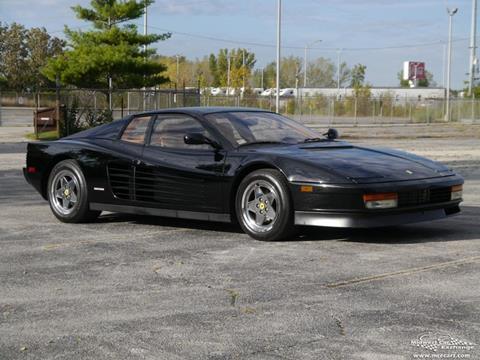 1989 Ferrari Testarossa for sale in Alsip, IL
