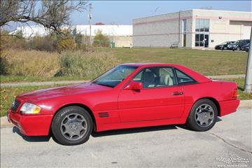 1995 Mercedes-Benz SL-Class for sale in Alsip, IL