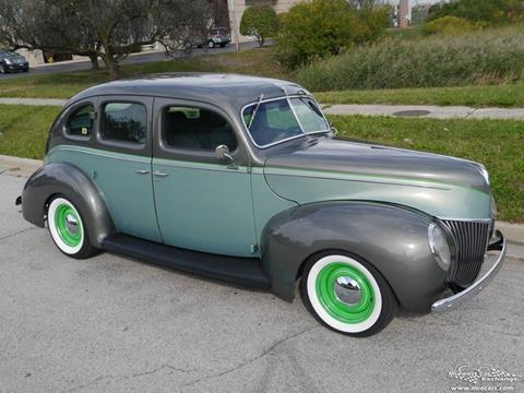 1939 Ford Deluxe for sale in Alsip, IL