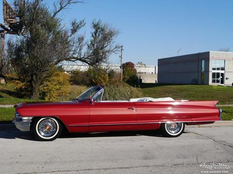 1962 Cadillac Series 62 for sale in Alsip, IL