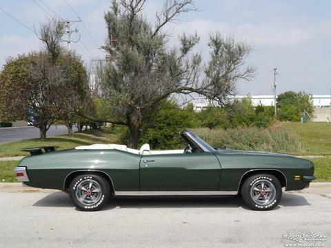 1971 Pontiac GTO for sale in Alsip, IL