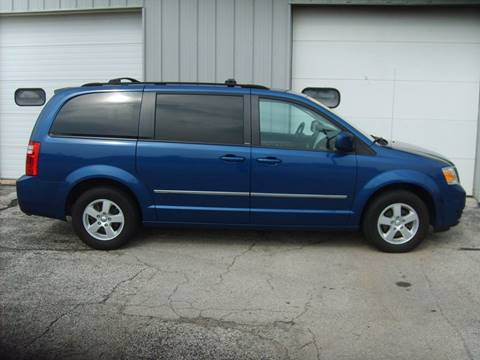 2010 Dodge Grand Caravan for sale in Manitowoc, WI