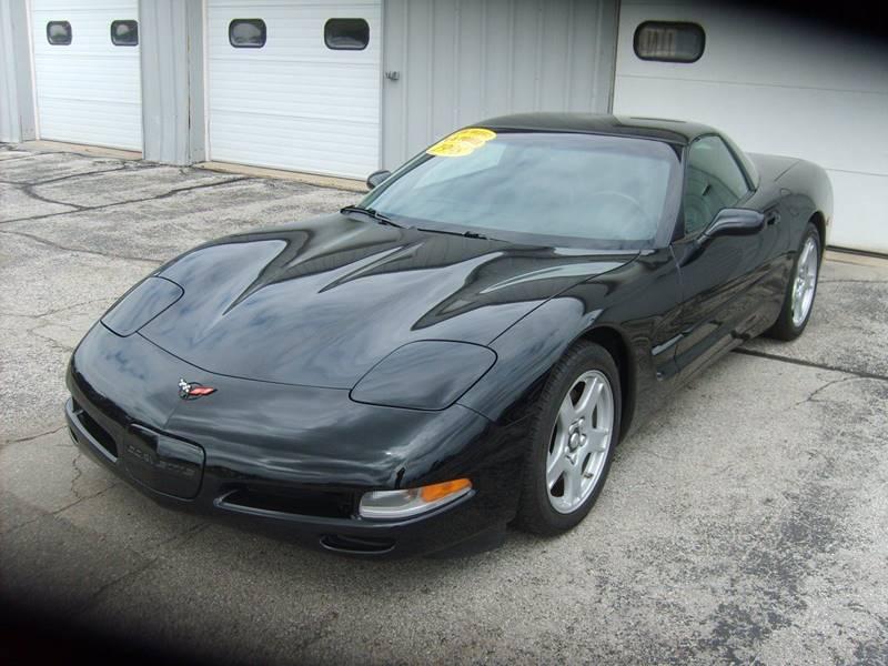 1998 Chevrolet Corvette 2dr Hatchback - Manitowoc WI