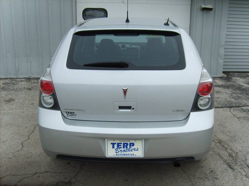 2009 Pontiac Vibe 1.8L 4dr Wagon - Manitowoc WI
