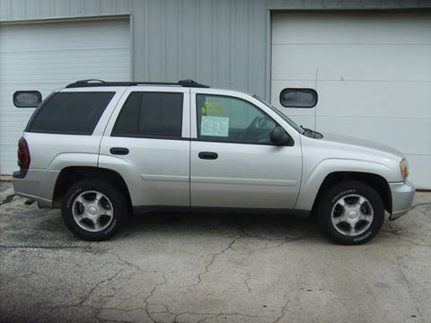 2007 Chevrolet TrailBlazer for sale in Manitowoc, WI