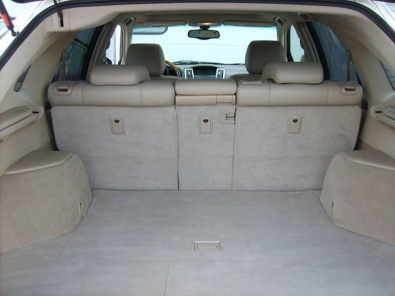 2005 Lexus RX 330 AWD 4dr SUV - Manitowoc WI