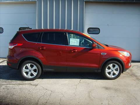 2014 Ford Escape for sale in Manitowoc, WI