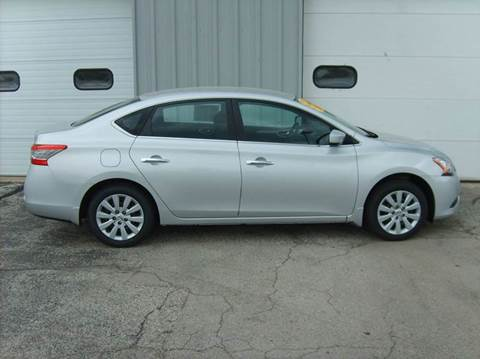 2013 Nissan Sentra for sale in Manitowoc, WI
