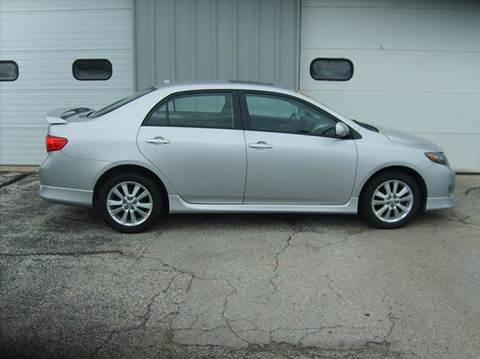 2010 Toyota Corolla for sale in Manitowoc, WI
