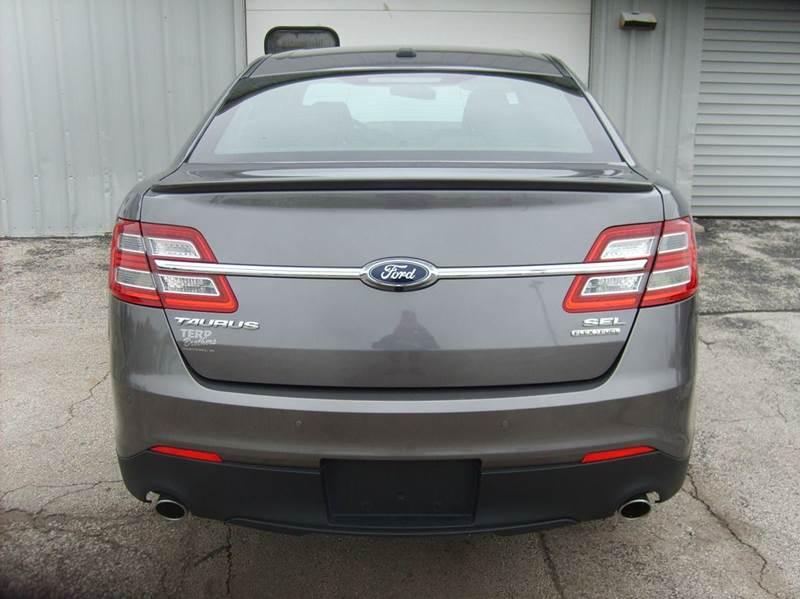 2013 Ford Taurus SEL 4dr Sedan - Manitowoc WI