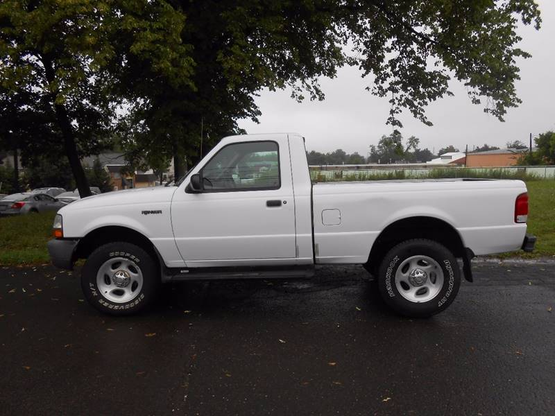2000 Ford Ranger for sale at P&H Motors in Hatboro PA