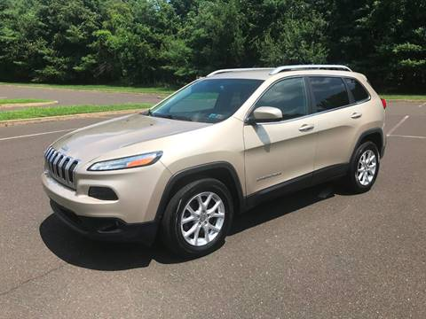 2014 Jeep Cherokee for sale in Hatboro, PA