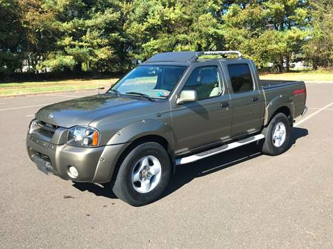 2001 Nissan Frontier for sale in Hatboro, PA