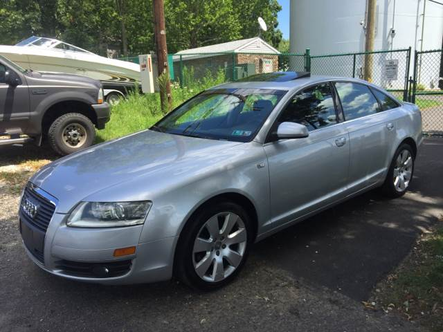 2007 Audi A6 for sale at P&H Motors in Hatboro PA