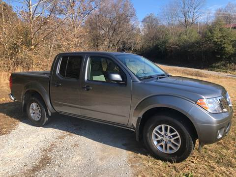 2017 Nissan Frontier for sale in Centerville, TN