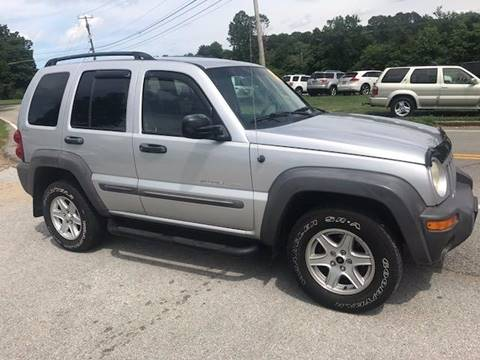 2002 Jeep Liberty for sale in Harrison, TN