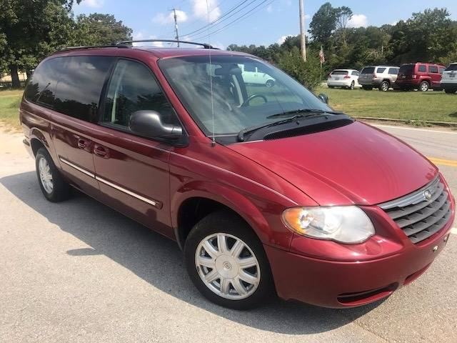 2006 Chrysler Town And Country Touring 4dr Extended Mini