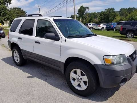2007 Ford Escape Hybrid for sale in Harrison, TN