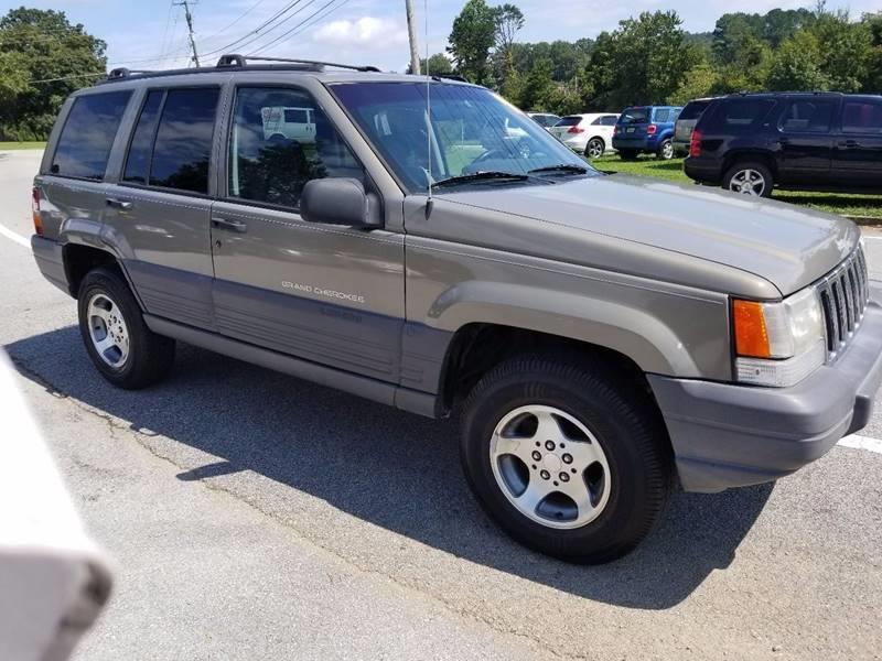 1996 Jeep Grand Cherokee Laredo 4dr SUV   Harrison TN