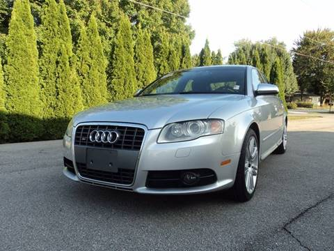 2007 Audi S4 for sale in Indianapolis, IN