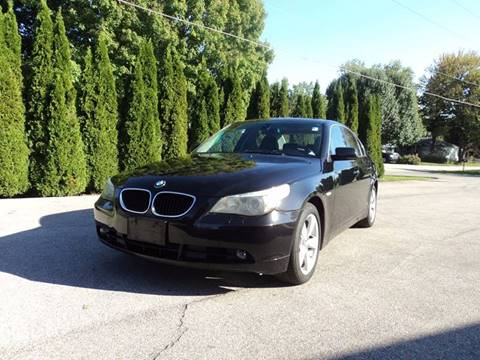 2006 BMW 5 Series for sale in Indianapolis, IN