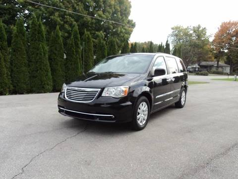2011 Chrysler Town and Country for sale in Indianapolis, IN