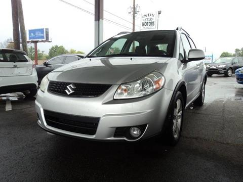 2012 Suzuki SX4 Crossover for sale in Indianapolis, IN
