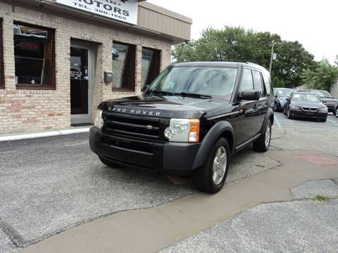 2006 Land Rover LR3 for sale in Indianapolis, IN