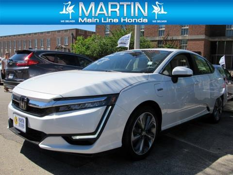 2018 Honda Clarity Plug-In Hybrid for sale in Ardmore, PA
