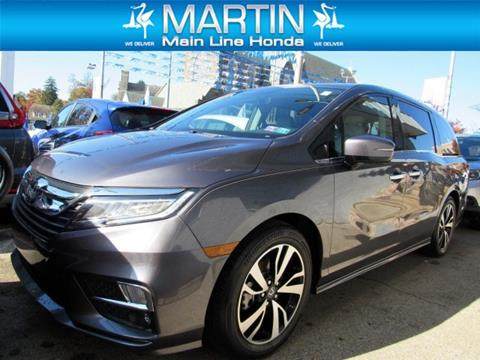 2019 Honda Odyssey for sale in Ardmore, PA