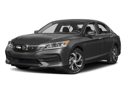 2017 Honda Accord LX for sale at Martin Main Line Honda in Ardmore PA