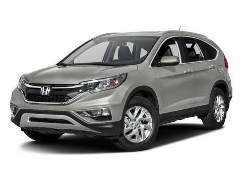 2016 Honda CR-V EX-L for sale at Martin Main Line Honda in Ardmore PA