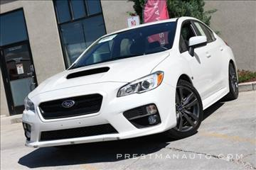2016 Subaru WRX for sale in South Salt Lake, UT