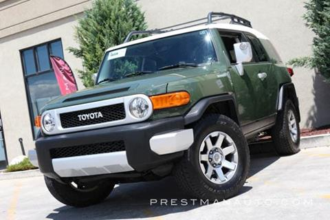 2014 Toyota FJ Cruiser for sale in South Salt Lake, UT