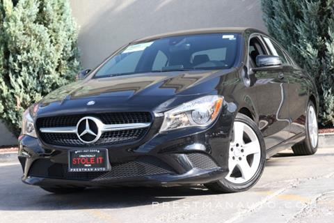 2016 Mercedes-Benz CLA for sale in South Salt Lake, UT