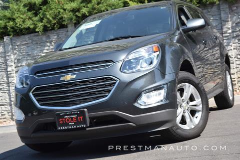 2017 Chevrolet Equinox for sale in South Salt Lake, UT