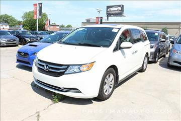 2015 Honda Odyssey for sale in South Salt Lake, UT