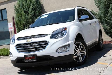2016 Chevrolet Equinox for sale in South Salt Lake, UT