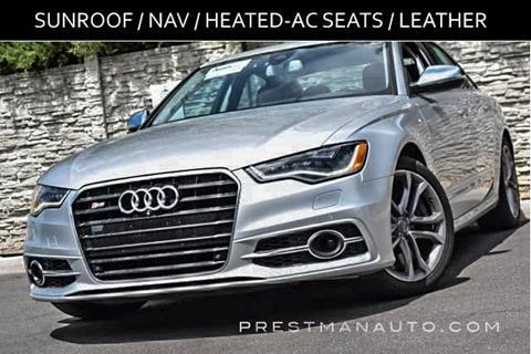 2014 Audi S6 for sale in South Salt Lake, UT