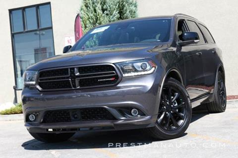 2017 Dodge Durango for sale in South Salt Lake, UT