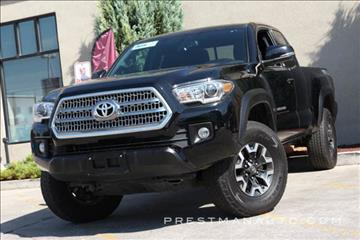 2016 Toyota Tacoma for sale in South Salt Lake, UT