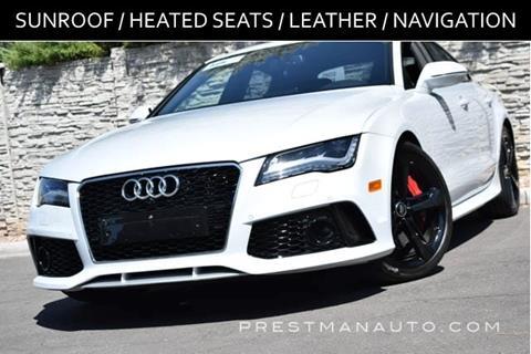 2014 Audi RS 7 for sale in South Salt Lake, UT