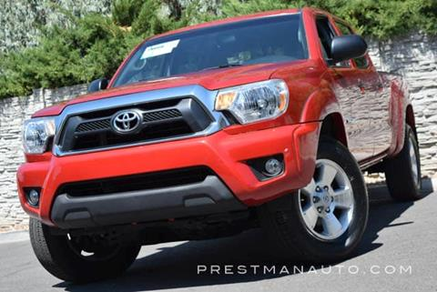 2014 Toyota Tacoma for sale in South Salt Lake, UT