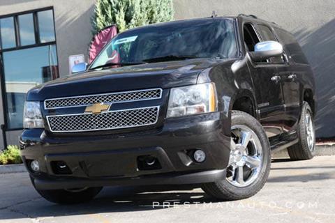 2012 Chevrolet Suburban for sale in South Salt Lake, UT