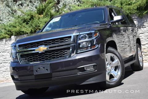 2016 Chevrolet Tahoe for sale in South Salt Lake, UT